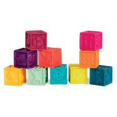 Кубики мягкие, фото