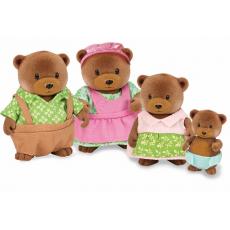 """Набор игровой """"Семья медвежат"""", фото"""