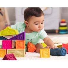 68617-1 Конструктор мягкий: кубики и другие формы, фото
