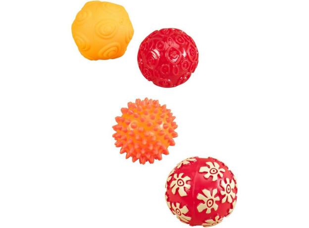Набор мячиков для моторики B.Toys (Battat), фото