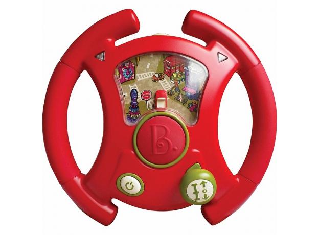 Руль B.Toys (Battat) «Тебе водить!», фото , изображение 3