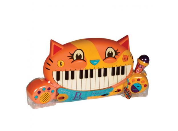 Игрушечное мини-пианино B.Toys (Battat), фото