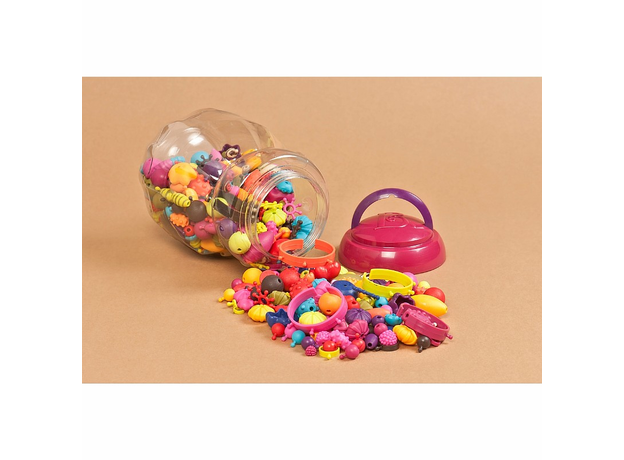 Игрушечный набор для украшений B.Toys (Battat) «Pop Arty», фото
