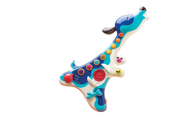 Игрушка B.Toys (Battat) «Гитара», фото , изображение 4