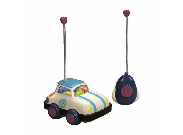 Машинка на пульте управления B.Toys (Battat) синяя, фото