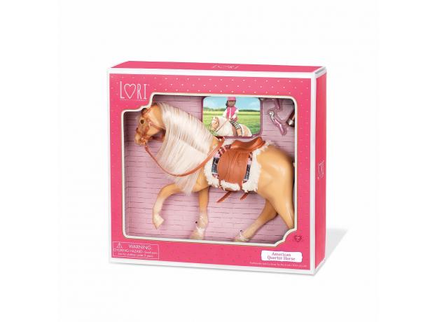 Лошадь породы «Американский Квотерхорс» Lori с аксессуарами, фото , изображение 2