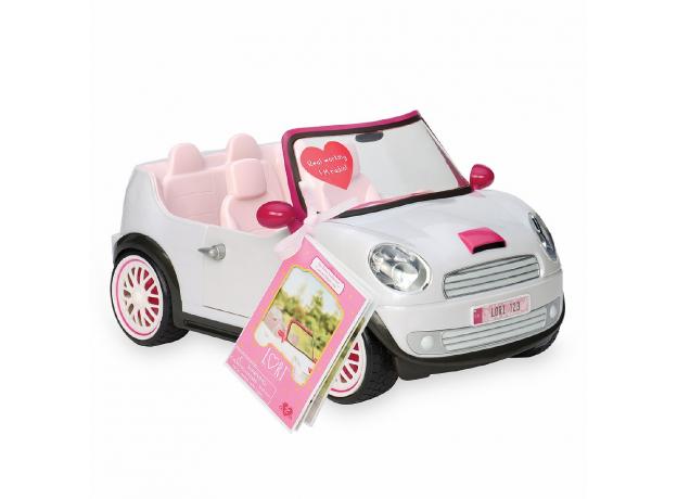 Машина для куклы Lori с настоящим FM-радио, фото