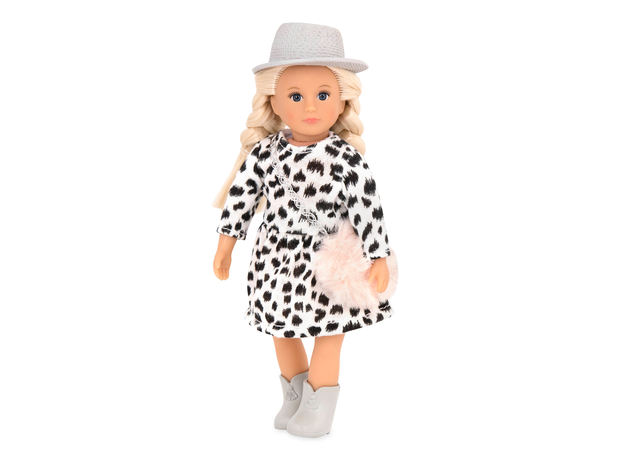 Кукла Lori 15 см Бринн, фото