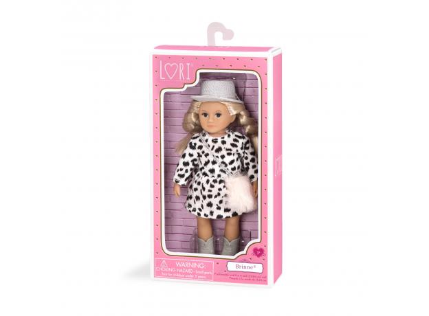 Кукла Lori 15 см Бринн, фото , изображение 2