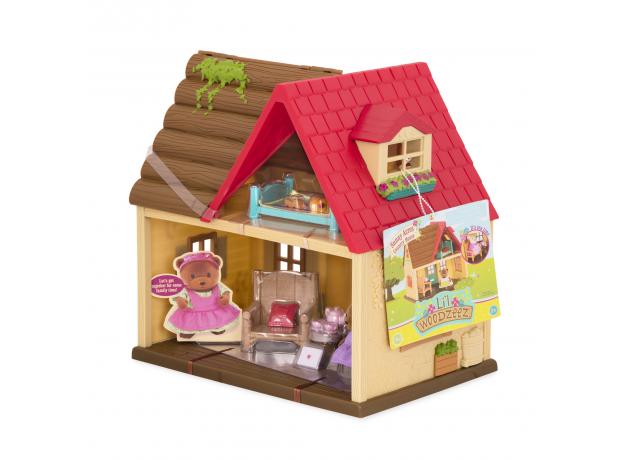 Игровой набор Li'l Woodzeez«Загородный дом», фото , изображение 4