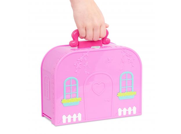 Игровой набор в чемоданчике Li'l Woodzeez «Спальня», фото , изображение 5