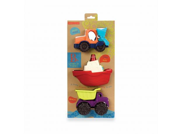 Набор игрушек B.Toys (Battat) «Мини-техника», фото , изображение 3