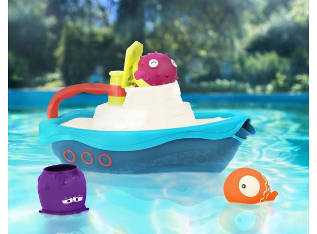 Набор игрушек для ванны Battat «Морское приключение», фото