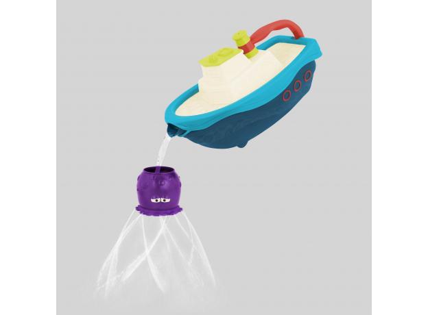 Набор игрушек для ванны Battat «Морское приключение», фото , изображение 7