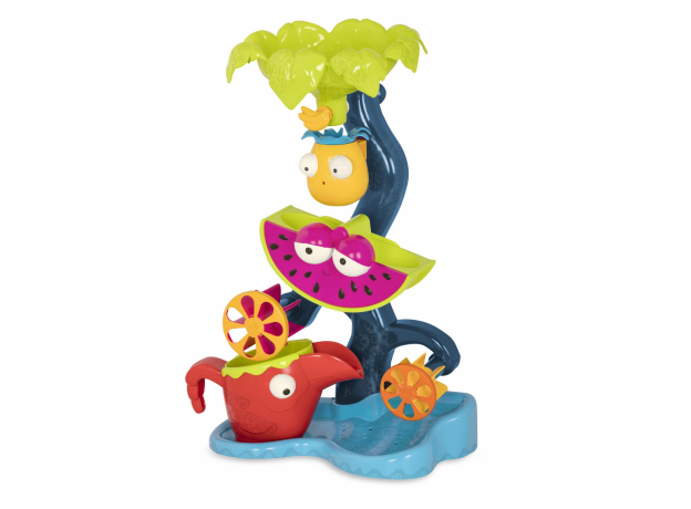 Набор игрушек для песка и воды Battat «Тропический водопад», фото , изображение 2