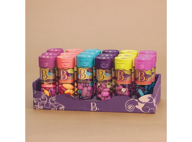 Набор для создания украшений B.Toys (Battat): 50 элементов, фото , изображение 2