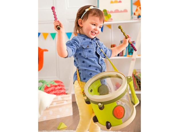 Набор звуковых игрушек B.Toys (Battat) «ПАРАМ-ПАМ-ПАМ», фото , изображение 2