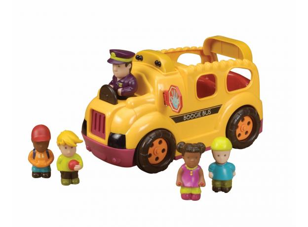 Автобус с пассажирами «Буги Бас», фото