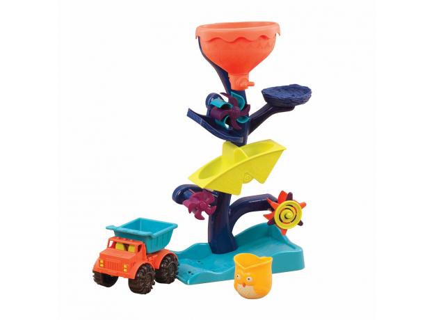 Игровая мельница для песка и воды B.Toys (Battat), фото