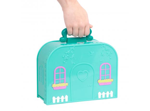 Игровой набор в чемоданчике Li'l Woodzeez «Гостинная», фото , изображение 4