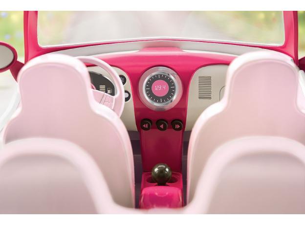 Машина для куклы Lori с настоящим FM-радио, фото , изображение 2