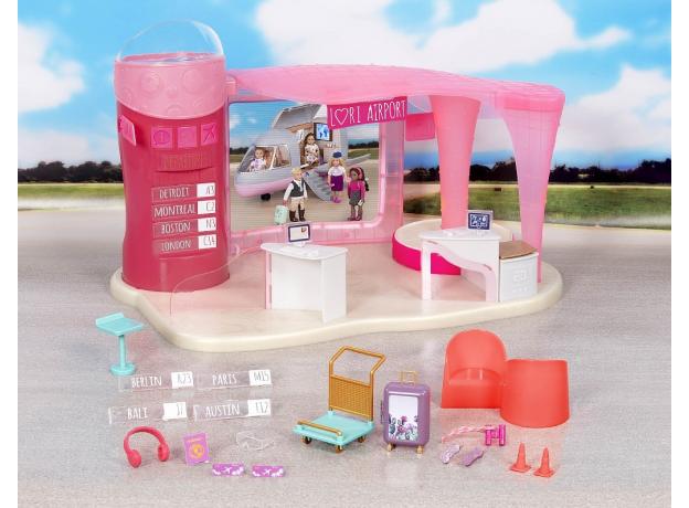 Игровой набор Lori «Аэропорт», фото , изображение 3